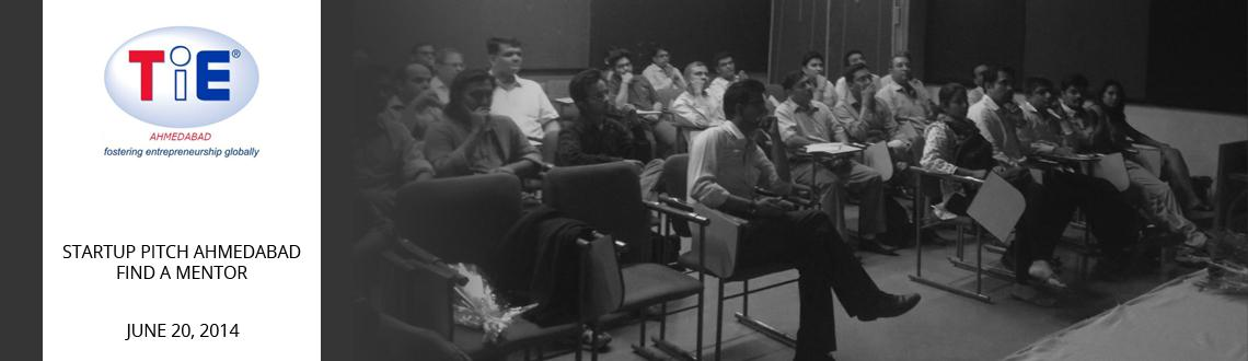 Startup Pitch  Ahmedabad : Find A Mentor