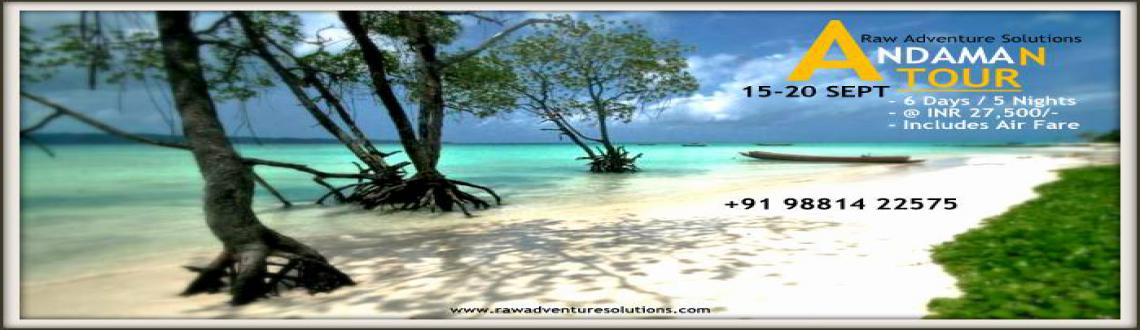 ANDAMAN TOUR - 15 to 20 September - Raw Adventure Solutions