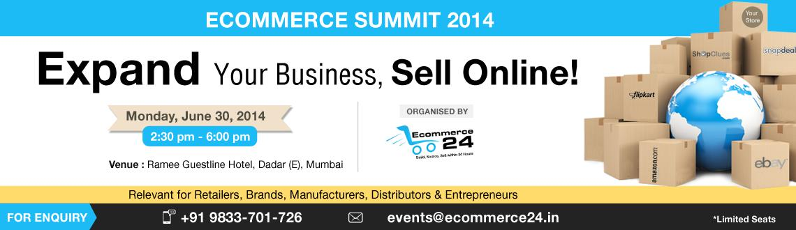 Book Online Tickets for Sell Online, Sell Everywhere, Mumbai. INTRODUCTION