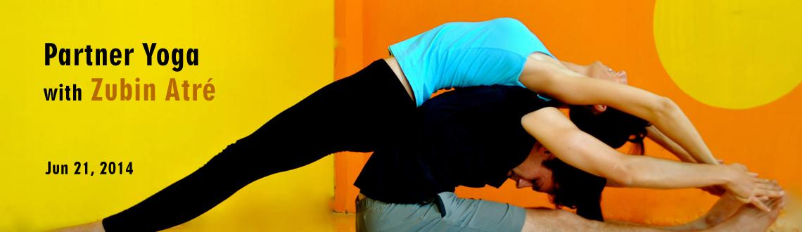 Partner Yoga with Zubin Atre