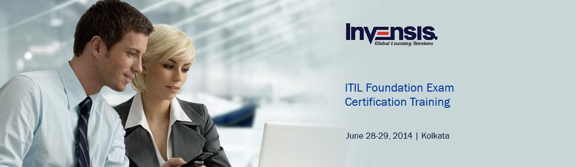 ITIL Foundation Exam Certification Training Kolkata
