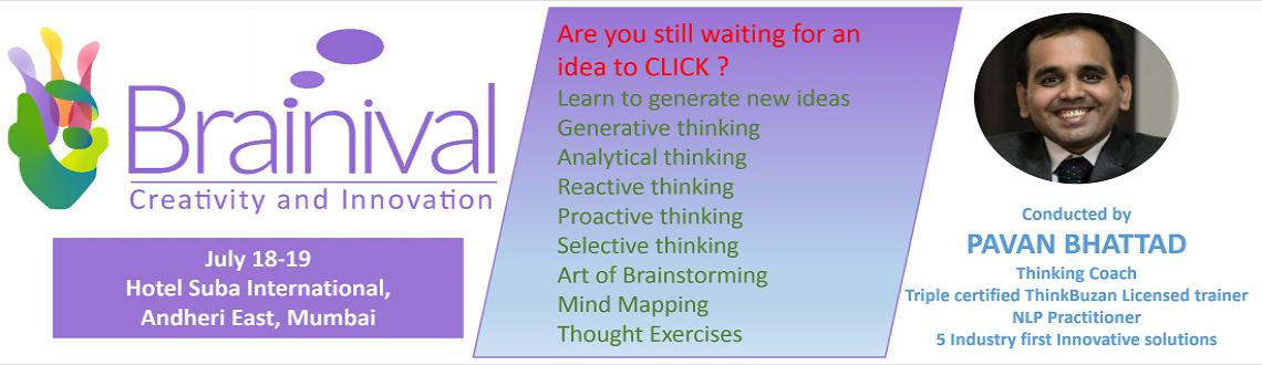 How do you generate innovative ideas Learn proven thinking models for Creativity and Innovation.