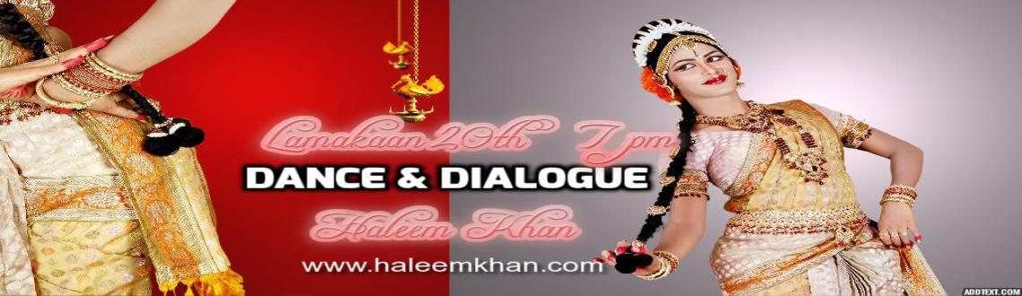 Book Online Tickets for Dance  Dialogue, Hyderabad. Dance & Dialogue