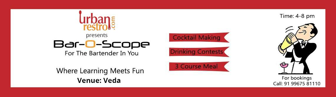 Bar-O-Scope| For The Bartender In You