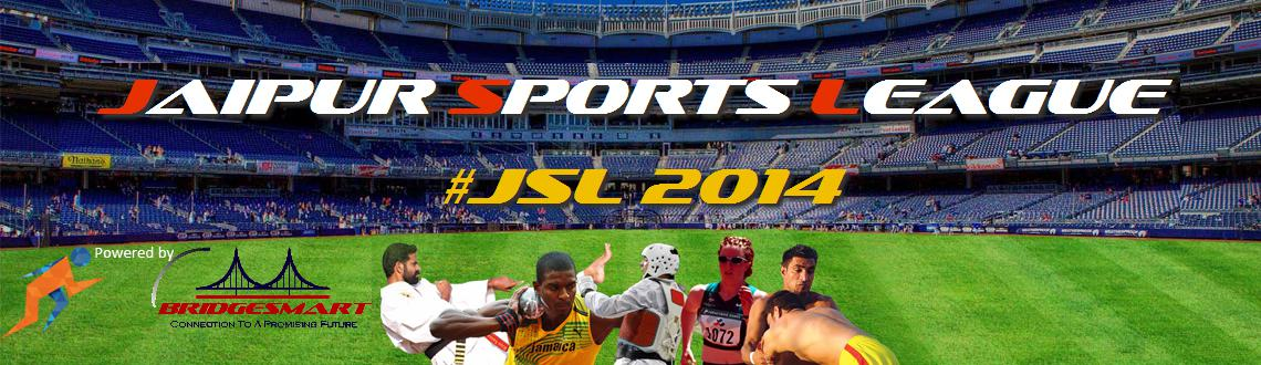 Jaipur Sports League 2014