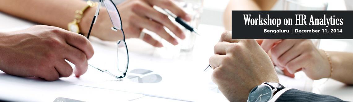 Workshop on HR Analytics