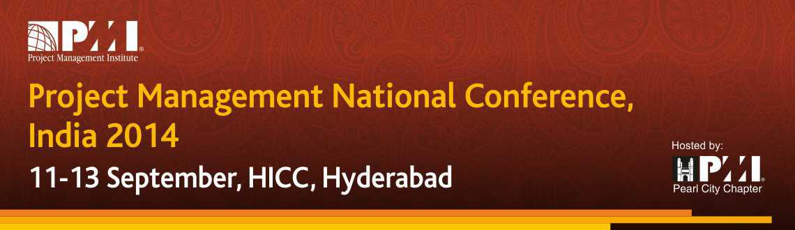 Project Management National Conference at Hyderabad