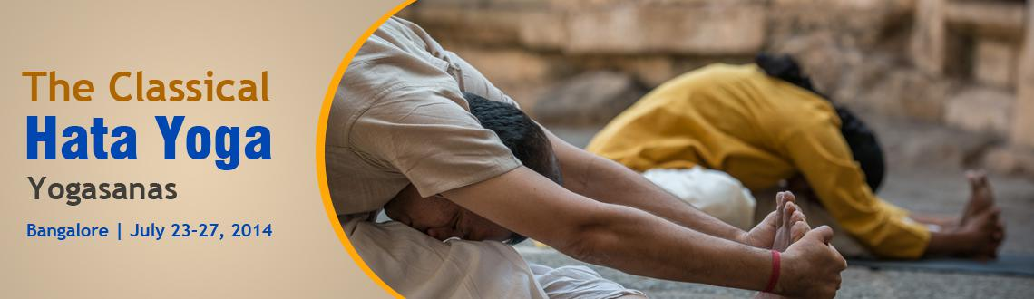 Book Online Tickets for Isha Hata Yoga - Yogasanas - Vijayanagar, Bengaluru. 