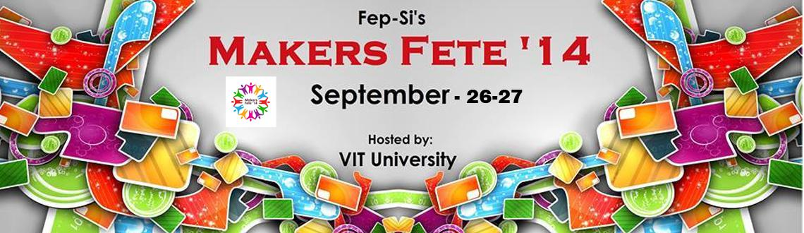 Makers Fete14
