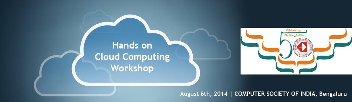 Hands on Cloud Computing Workshop