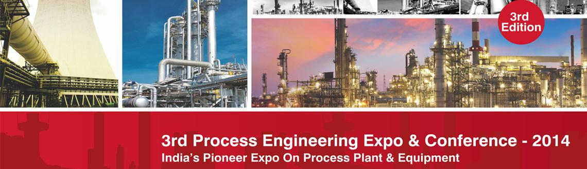 3rd Edition of Process Engineering Expo and Conference  2014