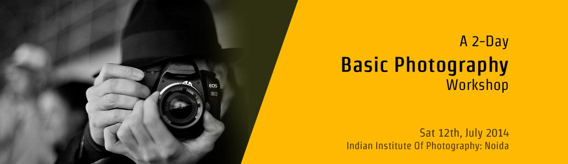 2-Day Basic Photography Workshop