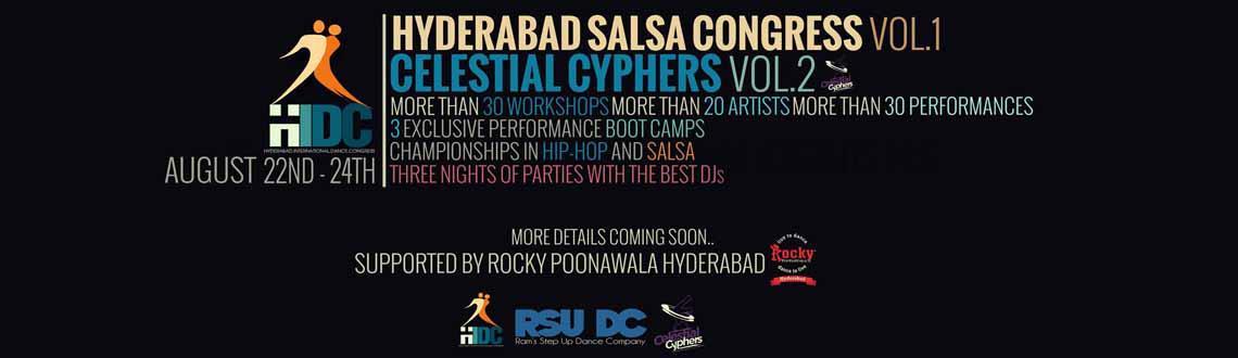 HIDC- Hyderabad Salsa Congress