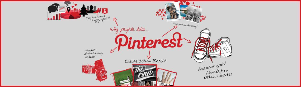 Book Online Tickets for Pinterest marketing, NewDelhi. Further to the last meetup session that we had on Facebook marketing, this time around we will have another social media marketing session on Pinterest  Pinterest represents a massive opportunity for both consumer-focused and business-to-business com