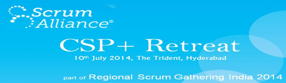 CSP+ Retreat India