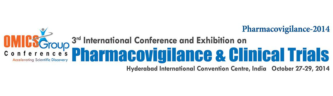 3rd International Conference and Exhibition on Pharmacovigilance  Clinical Trials