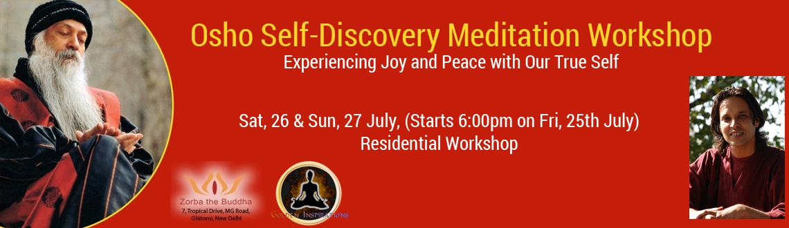 Osho Self Discovery Meditation