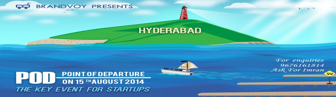 Point of Departure- A key Event for Startups
