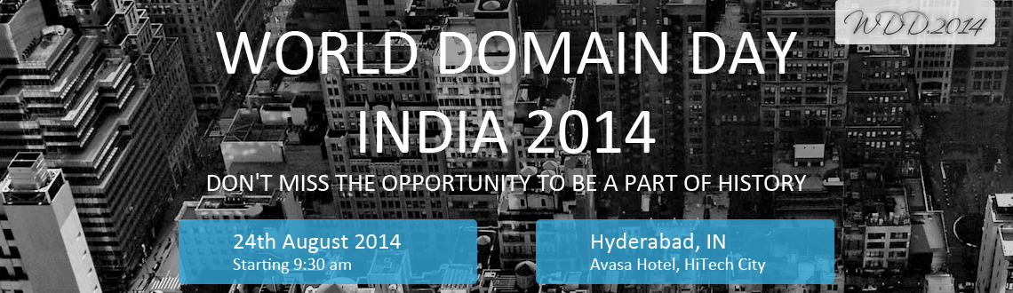 World Domain Day 2014