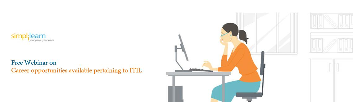 Book Online Tickets for Free Webinar on Career opportunities ava, . Attend Simplilearn's Free PMP Online Webinar on