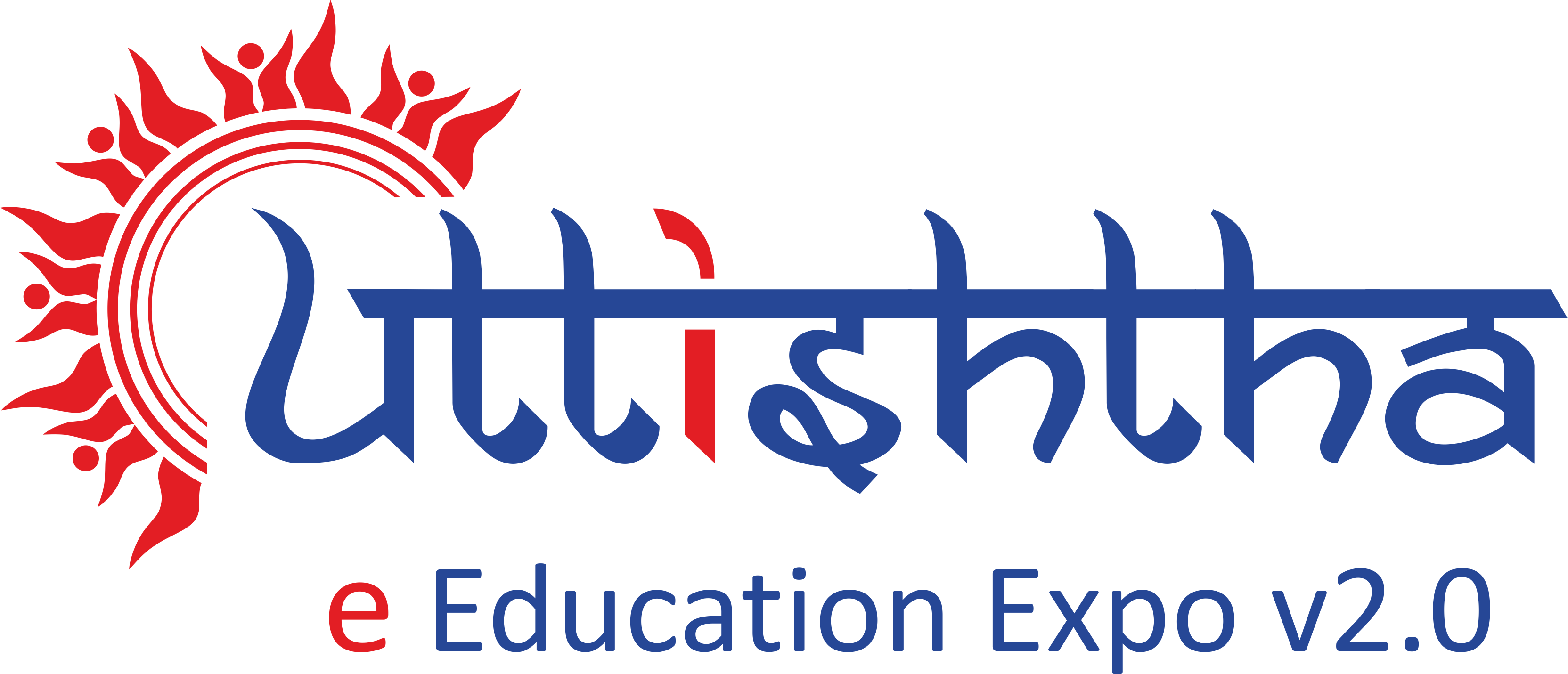 Book Online Tickets for Uttishtha e-Education Expo v2.0, Ahmedabad. About Uttishtha e-Education Expo\\\'Uttishtha\\\' means arise, awake and be prepared. With this name and message, we aimed to bring new dimensions in currenteducation sector. We kicked off our first \\\'Uttishtha e-Education Expo\\\' at Ahmedabad in