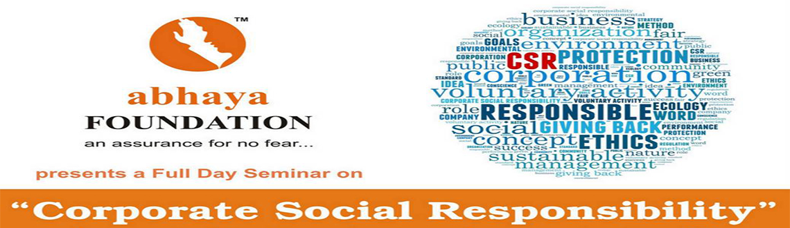 Seminar on Corporate Social Responsibility