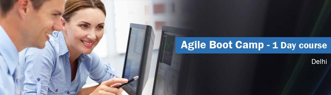 1-Day Agile Boot Camp in Delhi