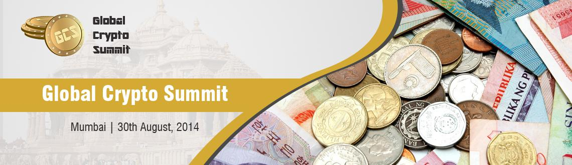 Book Online Tickets for Global Crypto Summit - Mumbai, Mumbai.  