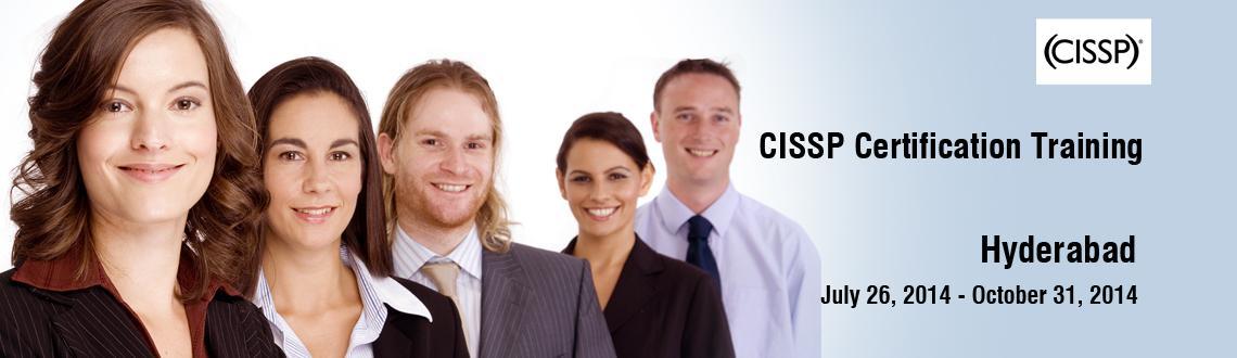 CISSP Certification Training in Hyderabad on Jul-Dec, 2014