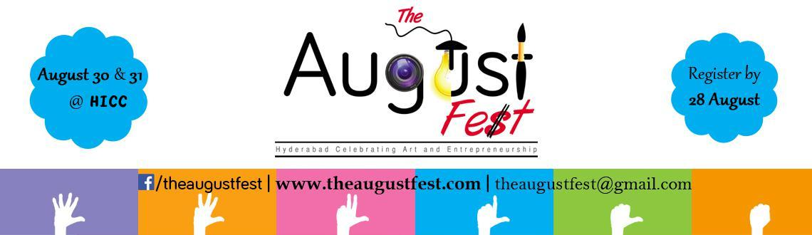 The August Fest, Hyderabad - 2014