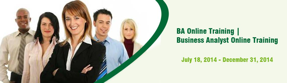 BA Online Training | Business Analyst Online Training free Demo