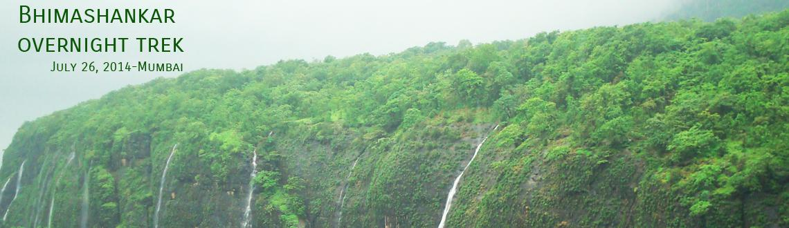 Book Online Tickets for TreksandTrails is going to Bhimashankar , Mumbai. TreksandTrails is going to Bhimashankar for a overnight trek on 26 - 27 July 2014  Summary: Height: 3296 ft Grade: Medium – tuff Assembly: Neral Railway Station Time: Approx. 4.5 hrs from Khandas, base village. Duration: 2 Days and 1 Night. Loc
