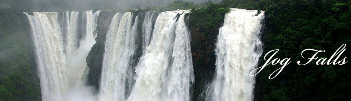 Book Online Tickets for Jog Falls, Pune. Jog Falls are among the ten highest waterfalls in India, located in Shimoga District of Karnataka state. Jog Falls is one of the major attractions in Karnataka tourism. It is also called by alternative names of Gerusoppe falls and Gersoppa Falls.Jog