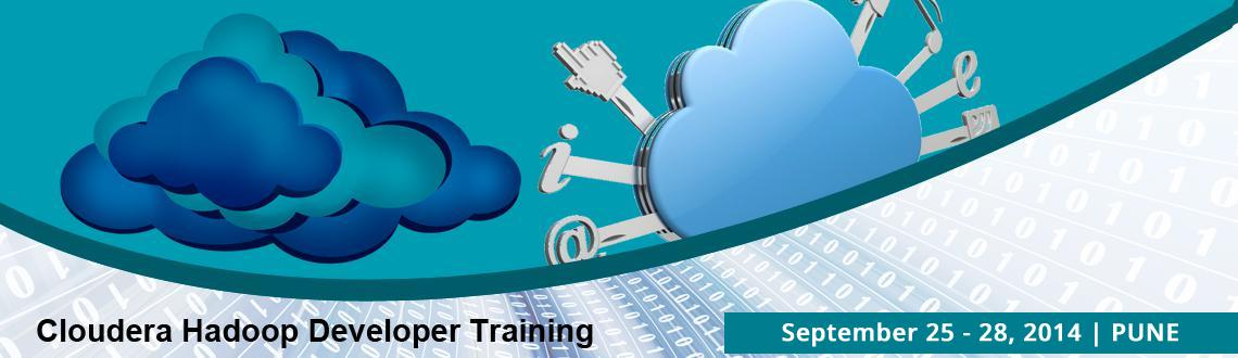 Book Online Tickets for Cloudera Administrator Training at Pune , Pune. EARLY BIRD DISCOUNT CODE - CA2509