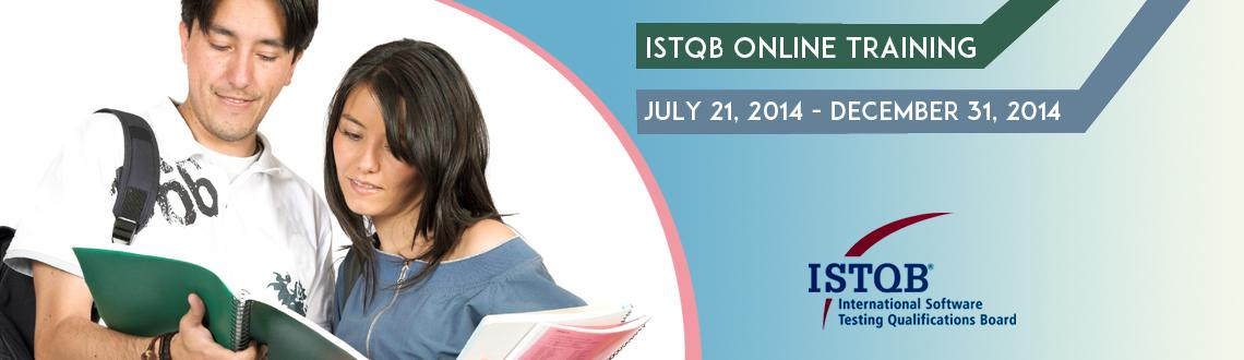 Book Online Tickets for ISTQB Certification Online Training Clas, . For all those who wish to have be ISTQB Certified and add worth to their profession of software testing, ISTQB training course is certainly the best option available. ISTQB basically stands for International Software Testing Qualifications Board whic