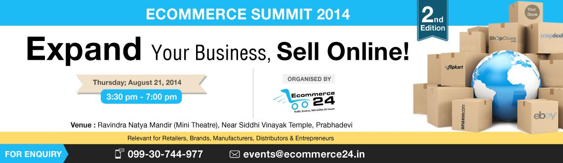 Book Online Tickets for Sell Online, Sell Everywhere , Mumbai. INTRODUCTION