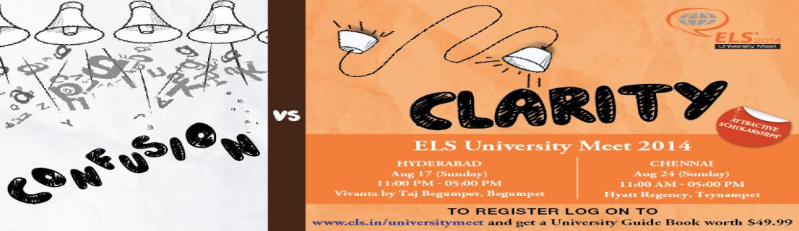 Study in USA - Education Meet with 6 Universities - Know scholarship potential and Opportunities