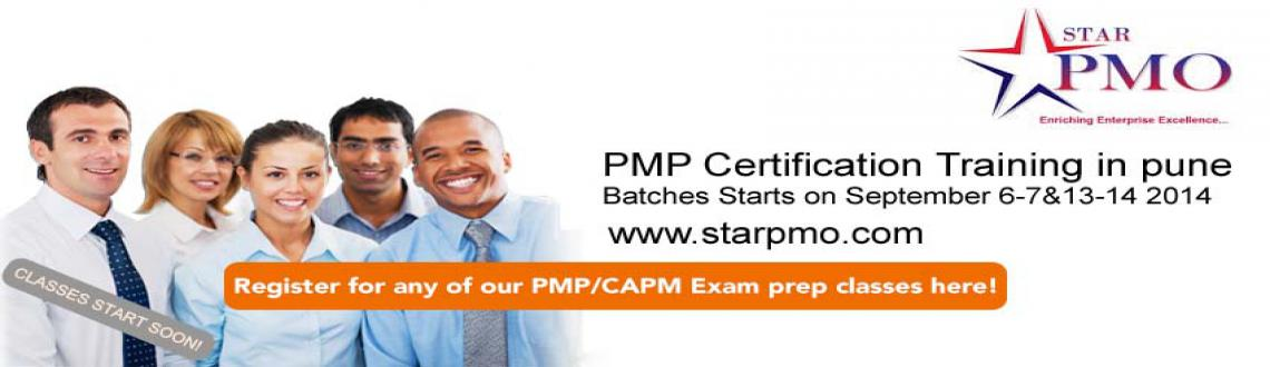 PMP Certification Training workshop in pune on September 6th-7th and 13th-14th , 2014