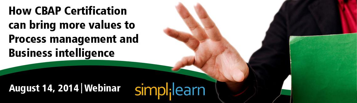 Book Online Tickets for Join Simplilearns Free Certified Busines, . Simplilearn is a leading provider of a suite of professional certification courses that address unique learning needs of working professionals.