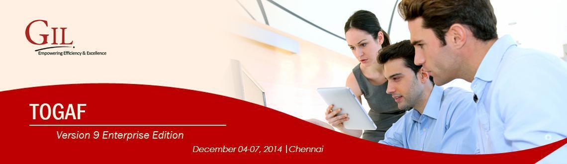 TOGAF - Chennai Dec