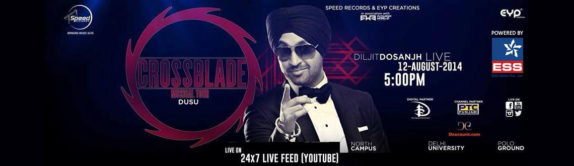 Book Online Tickets for Cross Blade Musical Tour, NewDelhi. Speed Records & EYP Creations 