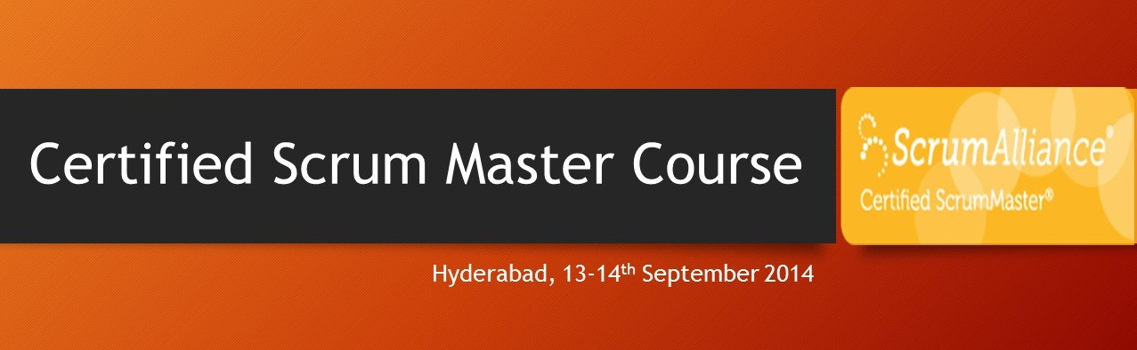 CSM Workshop-Hyderabad