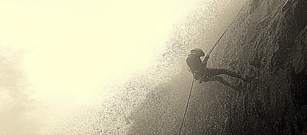 ENJOY the THRILL - Waterfall Rappelling on 17-August