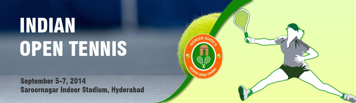 Indian Open Tennis