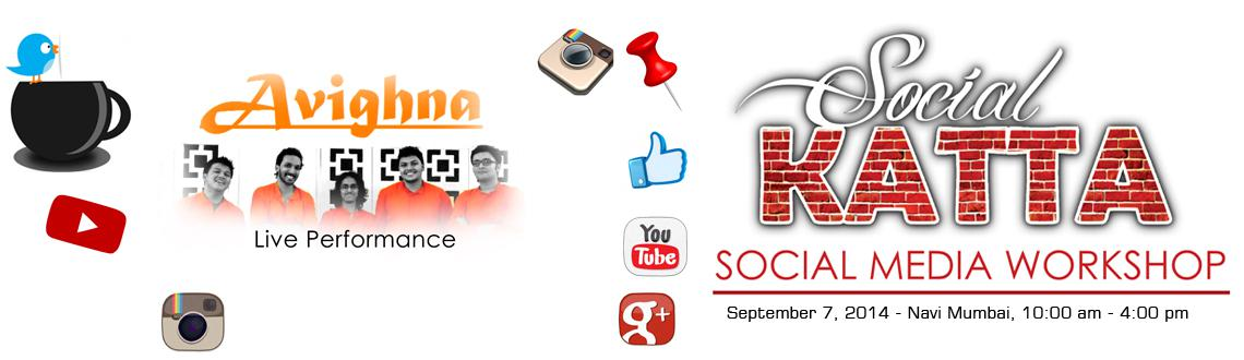Social media marketing workshop - Social Katta 2.0