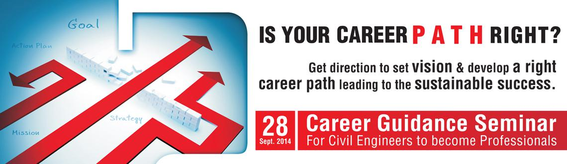 Book Online Tickets for Career Guidance Seminar, Pune. A Career Guidance Seminar