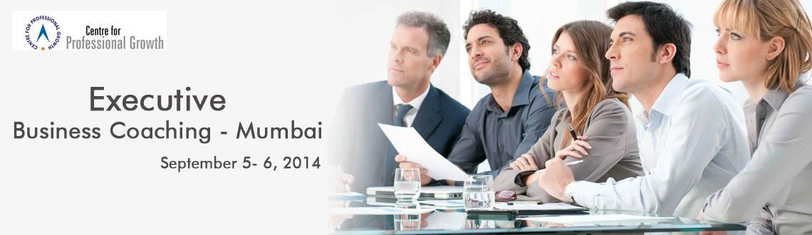Book Online Tickets for Executive and Business Coaching - Mumbai, Mumbai. 