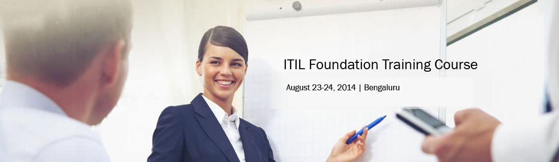 Book Online Tickets for ITIL Foundation Training Course in Banga, Bengaluru. Invensis Learning is conducting 2-day full-time TUV-SUD Accredited ITIL Foundation certification training course in Bangalore, India along with ITIL Foundation Examination on the 2nd day of the training. Get ITIL Foundation certified in Ban