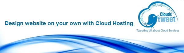 Webinar: Learn to Design Website on your own with Cloud Hosting