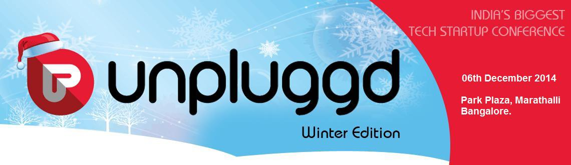 UnPluggd Winter Edition December 6th 2014